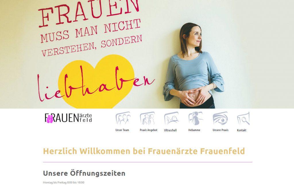 Referenz Frauenärzte Frauenfeld